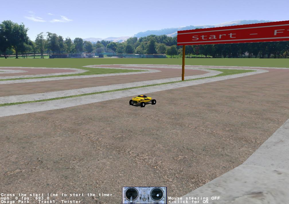 Clearview flight sim